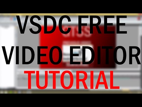 VSDC Free Video Editor Tutorial!