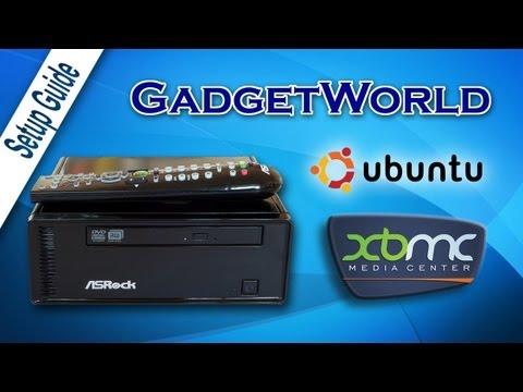 Installing Ubuntu 12.10 & XBMC on ASRock ION 330HT - Setup Guide (1/2)