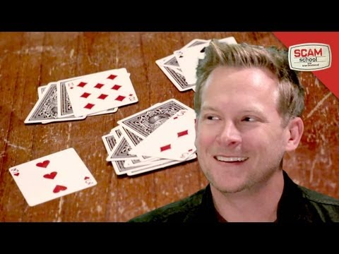 Learn an Insanely Easy Card Trick