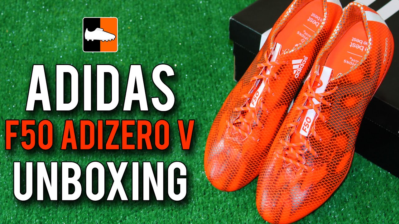 Adidas football shoes f50 adizero