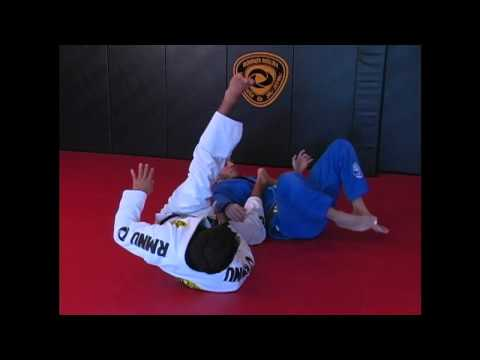 De La Riva Sweep to Arm Bar - Robson Moura - BJJ Weekly #33 Image 1