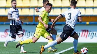 Resumen Villarreal B 0 - 0 Ontinyent