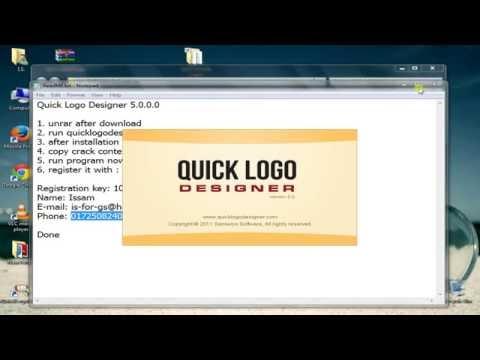 Quick Logo Designer 5 0 0      Quick Logo Designer 5.0.0.0 Key