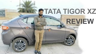 REVIEW | TATA TIGOR XZ