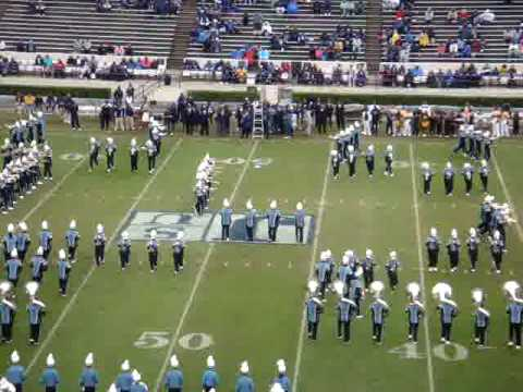 JSU 09 tubas take a tumble lol