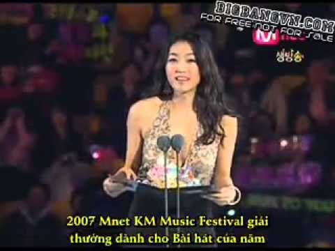 MKMF Best song of the year 2007 -Big Bang