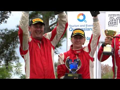 APRC13 - Rally Queensland -   News REVIEW
