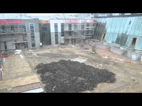 Durham University Business School Site Development - April part 2