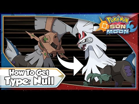 Pokemon Sun and Moon - How To Get Type Null & Silvally EASY! [SM Tips & Tricks]