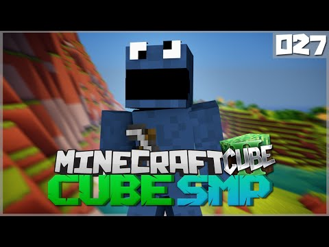 Minecraft Cube SMP S2 Ep 27 HOW TO MAKE A LAKE