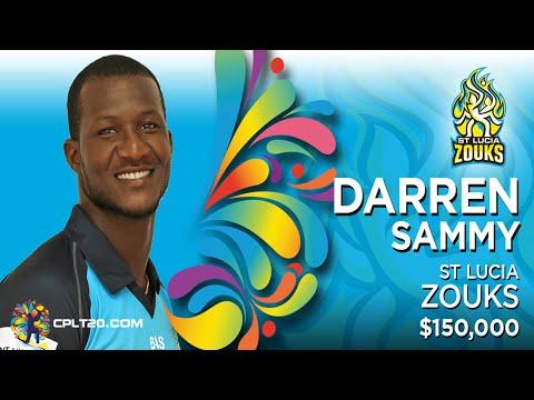 CPL Stars: Darren Sammy | #CPL15