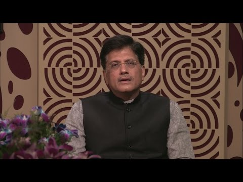 MESSAGE BY SHRI PIYUSH GOYAL, HON'BLE MINISTER OF STATE (IC) POWER, COAL AND NEW & RENEWABLE ENERGY