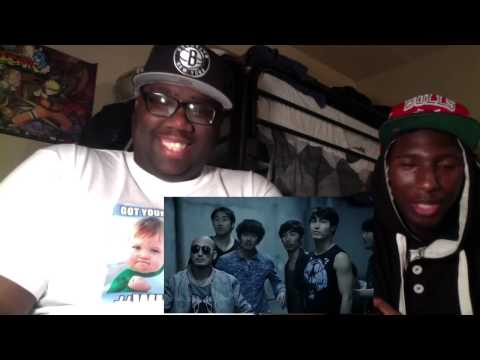 Black People React to Kpop - B.A.P - One Shot MV Reaction