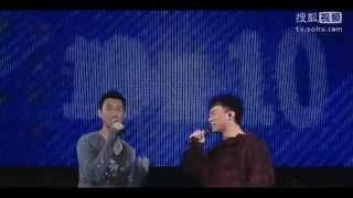 Download 高清 10X10 演唱會 張學友 vs 陳奕迅 演唱四首歌片段 3Gp Mp4