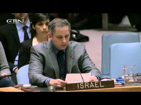 UN Security Council Rejects Palestinian Bid for Statehood