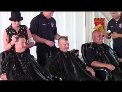 Shaving Heads for Maddies Mission