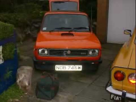 Compilation: Fiat 127 Sport 70HP. I�am sorry about the horrible music,