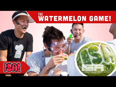 Eat That Watermelon Game! - ISA! VARIETY GAME SHOW Ep.2 (Season 3)