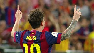 Lionel Messi vs Athletic Bilbao Copa Del Rey Final 2015 HD 720p - English Commentary