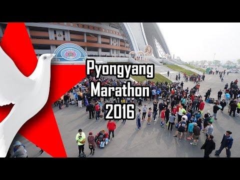 Pyongyang Marathon 2016