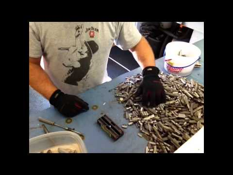 HOW I SORT OUT MY LEAD WHEEL WEIGHTS FOR BULLETS