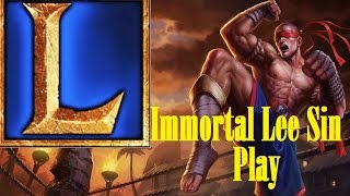 Things panikkatil does on Lee Sin - Immortal Lee Sin Play