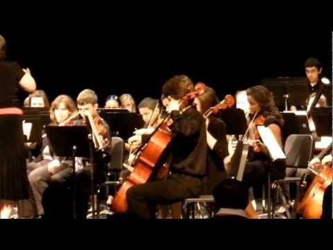 Second Storm Carpenter MS Chamber Orchestra Concert