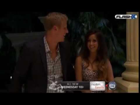 The Bachelor Sean Lowe and Catherine Giudici Episode 2 Clip