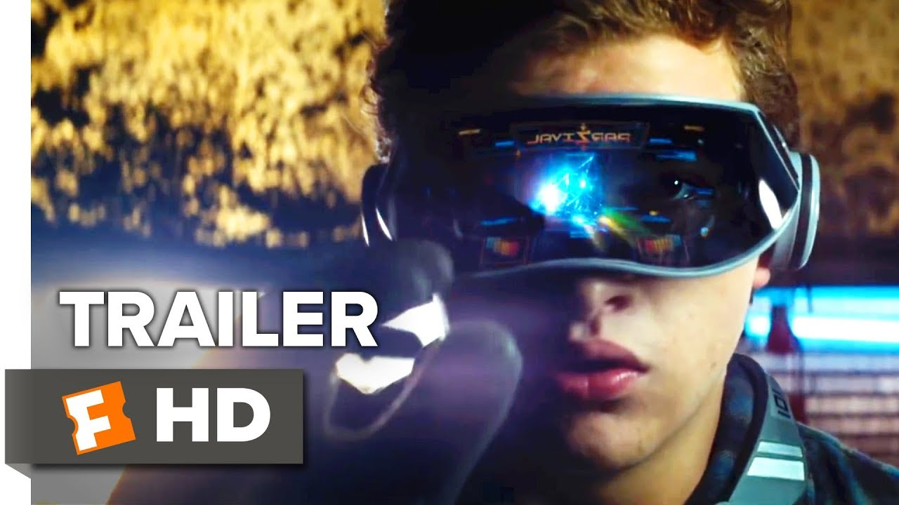 Ready Player One Trailer (2018) | 'The Prize Awaits' | Movieclips Trailers