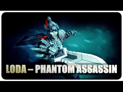 Dota 2  Loda  Phantom Assassin  24413