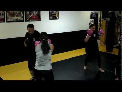 Kick Boxing Sparring 2013