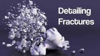 Detailing Destruction with Particles