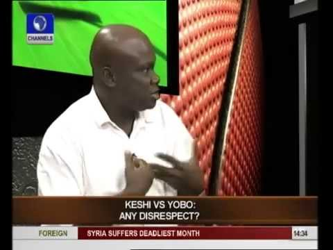 DEBATE: Did Keshi Disrespect Yobo By Excluding Him From Squad?  Part 1