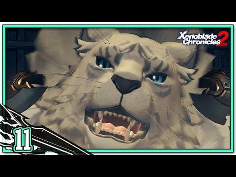 Xenoblade Chronicles 2 - Part 11   Dromarch! [Nintendo Switch Gameplay Walkthrough]