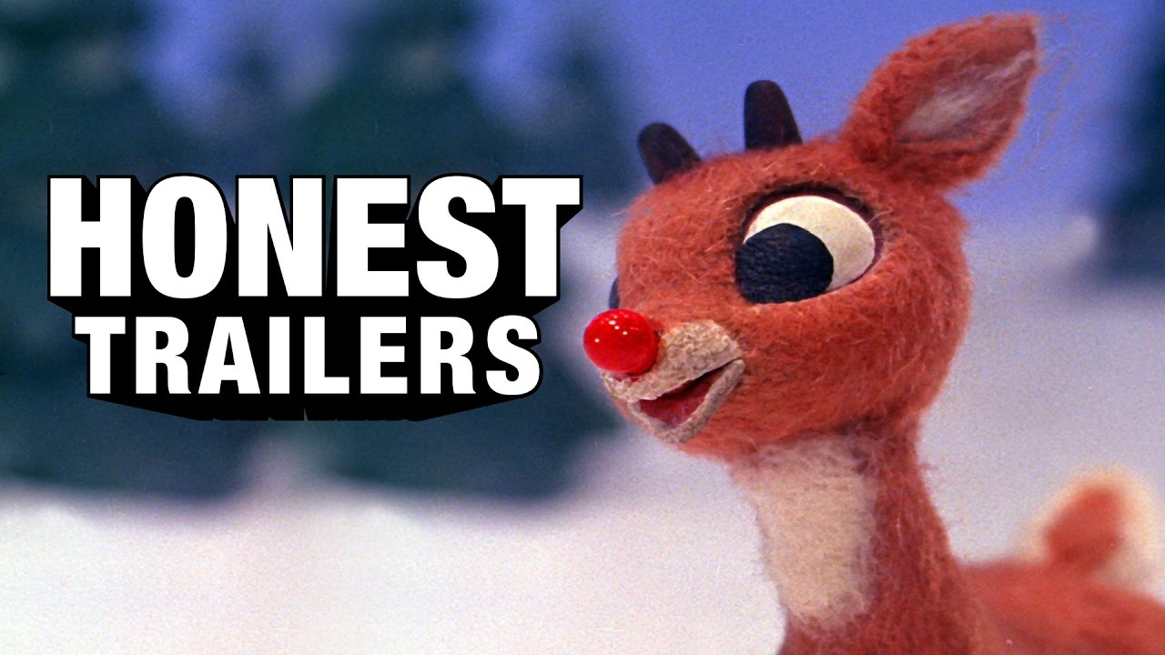 Tis The Season For A Rudolph Honest Trailer
