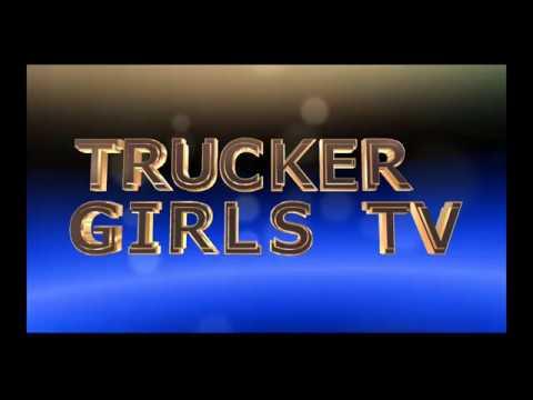 Trucking Girl Sweden Дальнобойщица устроила себе аварию