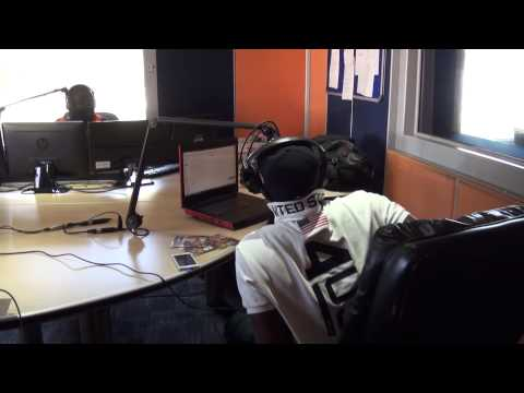 ZIMBABWE AFRICA TOUR 2 STAR FM RADIO INTERVIEW @djunknownNY