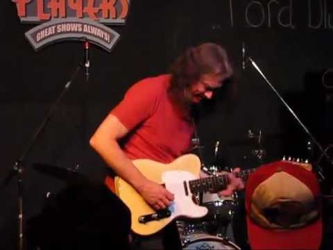 Robben Ford - Ford Blues Band- Traveling Riverside Blues - Peter's Players Muskoka