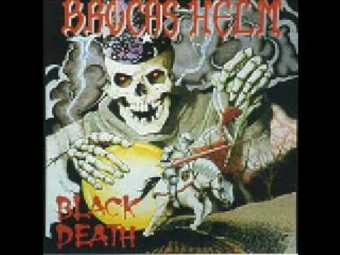 Brocas Helm - Metallic Fury