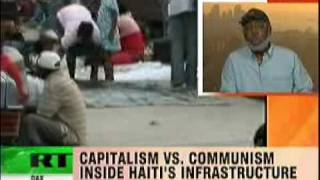 Haiti Needs A Relief Effort That Doesn't Continue Oppression --- Carl Dix
