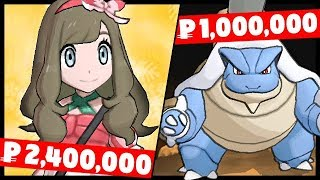 (Part 2) What Are The Most Expensive Things You can Buy in Pokemon Games?