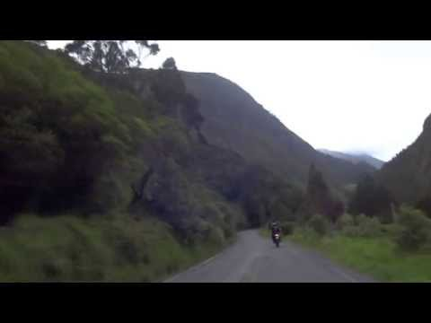 Mishaal Alsudairy Ride in Andes Mountins and Amazon Basin in Ecuador