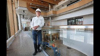 University of Windsor's new Science Research and Innovation Facility