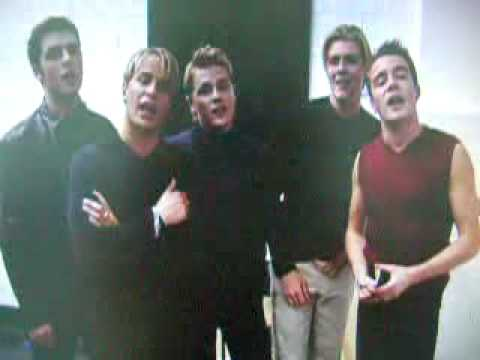 WESTLIFE- WE ARE ONE ACAPELLA