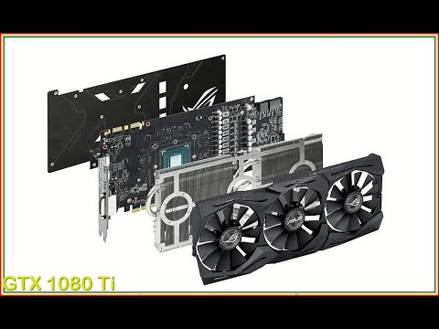 ROG STRIX GeForce GTX 1080 Ti ASUS Review
