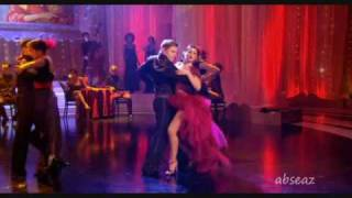 "Cheryl Cole and Derek Hough Perform Parachute Live on ""Cheryl Cole's Night In"""