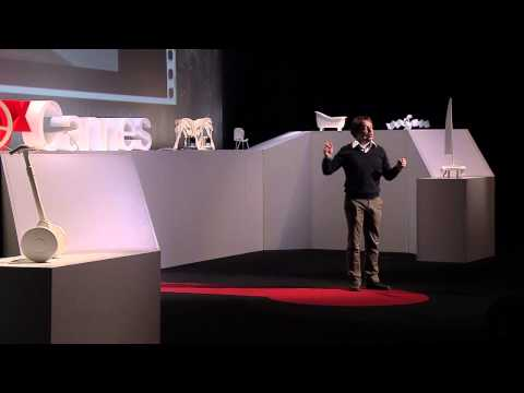 Fabricating open-source baby robots | Pierre-Yves Oudeyer | TEDxCannes