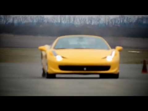 Тест-Драйв Ferrari 458 Spider