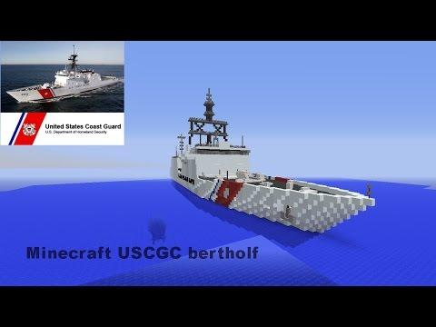 Minecraft USCGC Bertholf