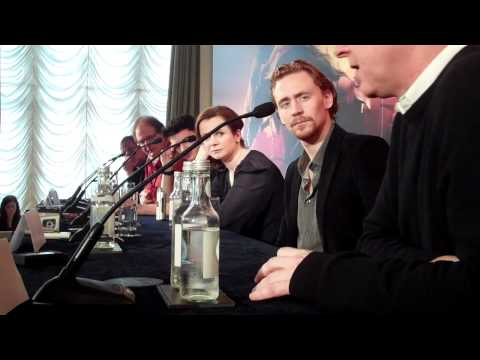 War Horse Press Conference 09.01.12 with cast